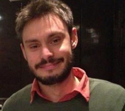 A Facebook picture of Giulio Regeni.