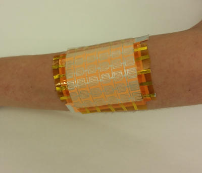 The 'paper skin' can sense temperature, pressure, proximity, humidity, pH and flow simultaneously.