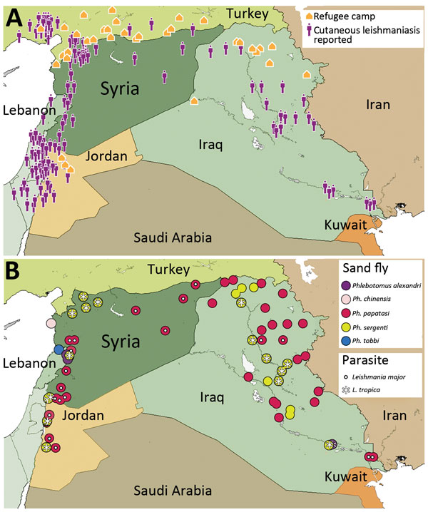 An old disease rears its ugly head  News  Nature Middle East