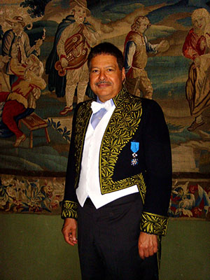 Zewail is a symbol of achievement for many Arabs.