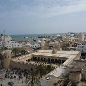 The Medina of Sousse, Tunisia