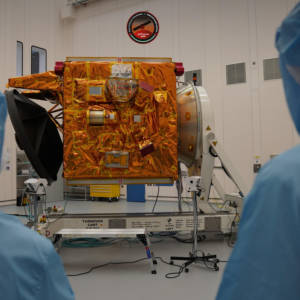 The Hope probe will send back data about the atmosphere of Mars.