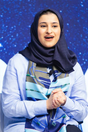 Sarah Al Amiri, the deputy project manager of the mission, hopes the mission will kickstart the UAE's space research.