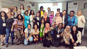 Women In Science Without Borders is an annual forum that aims to empower women in science through inclusion, networking and cooperation.