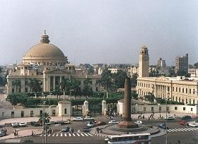 Cairo University is Egypt's largest academic establishment, reported to have some 265,000 students.