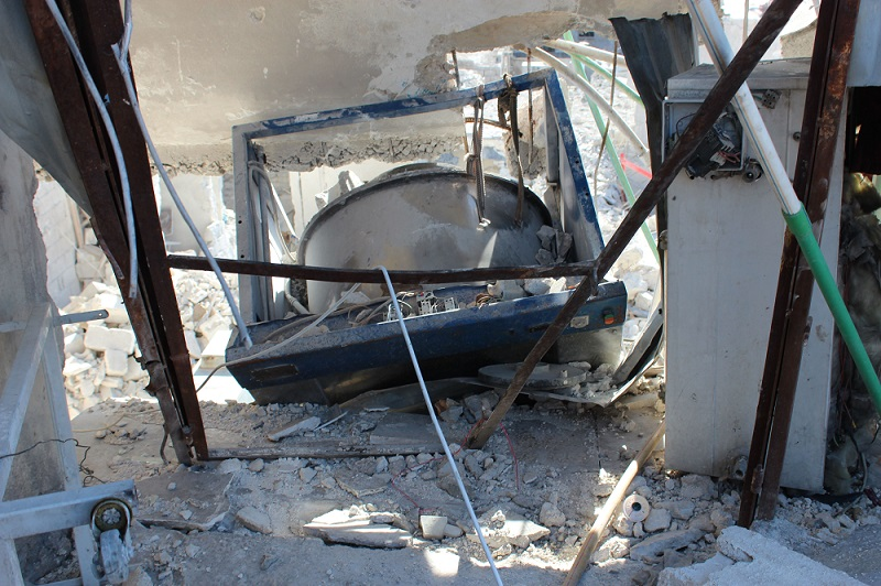 Syria's crumbling healthcare system - Features - Nature Middle East